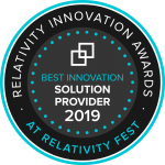 relativity fest innovation award