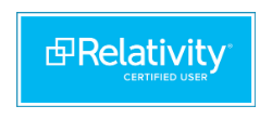 relativity certified user