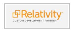 relativity custom development partner