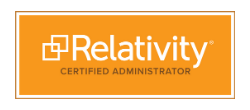 relativity certified administrator