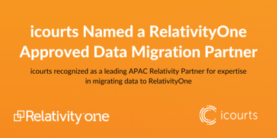 Relativityone approved data migration partner
