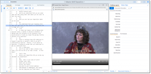 relativityone video transcript